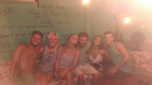 Amigos en LaTaperaJeri - Friends at LaTaperaJeri