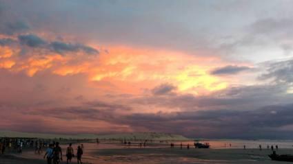 Atardecer en Jeri - Sunset in Jeri