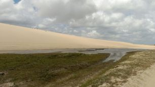 De camino a la Logoa - On our way to Lagoa
