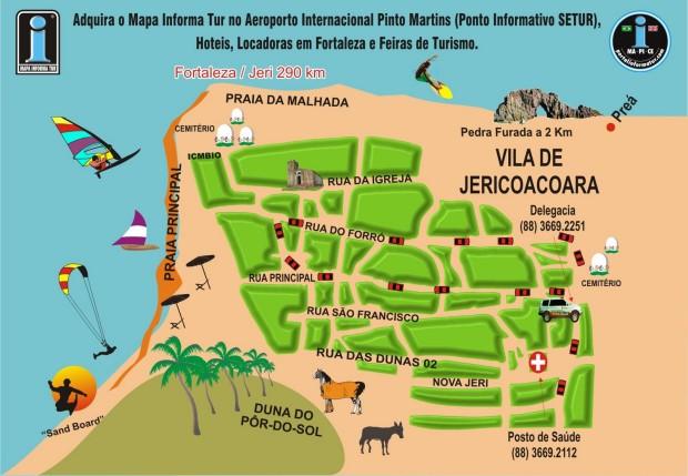 jericoacoara-mapa
