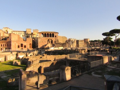 Ruinas romanas - Roman Ruins
