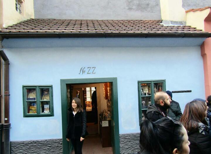 La casa de la hermana de Franz Kafka | Franz Kafka sister's house